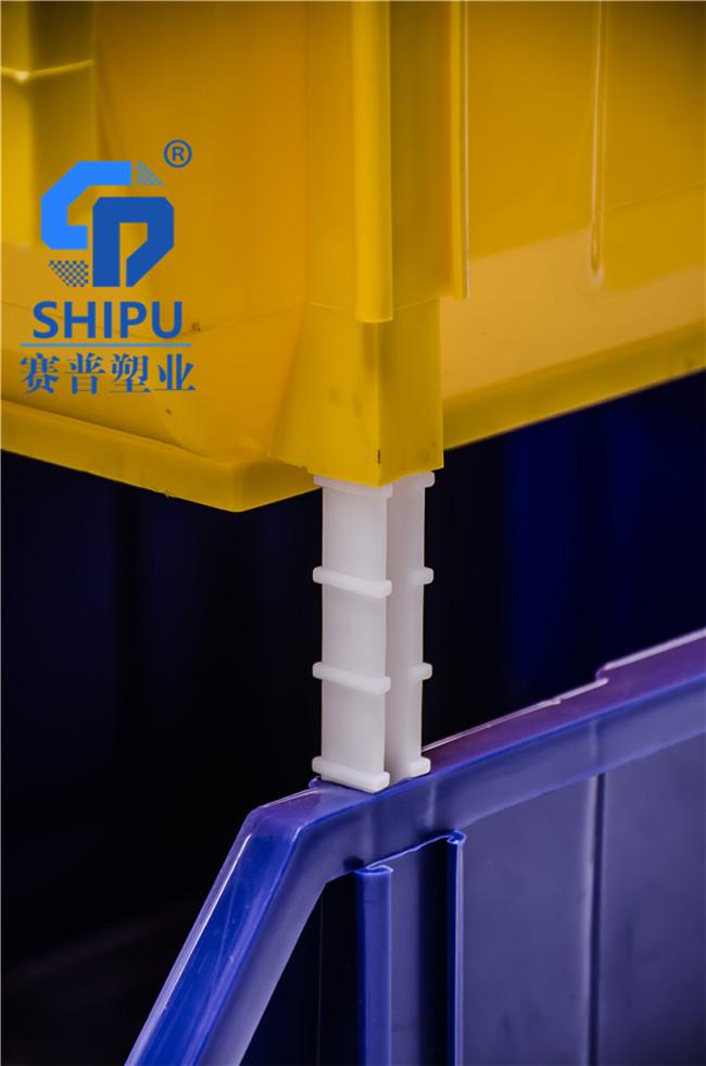 元件盒塑料盒斜口工具盒规格尺寸