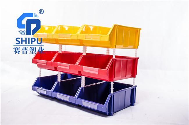 厂家直销 加厚斜口塑料盒 供应商