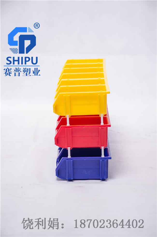 批发塑料零件盒斜口盒供应商