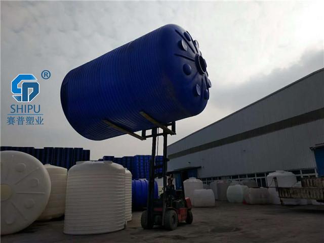 40吨pe塑料水箱 40方立式塑料水塔