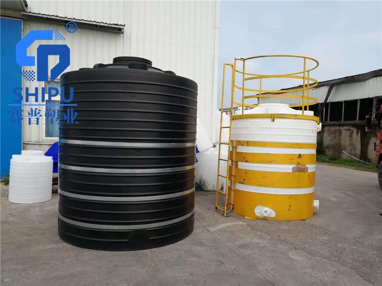 商洛20吨加厚塑胶储罐30吨污水储罐pe原水箱厂家
