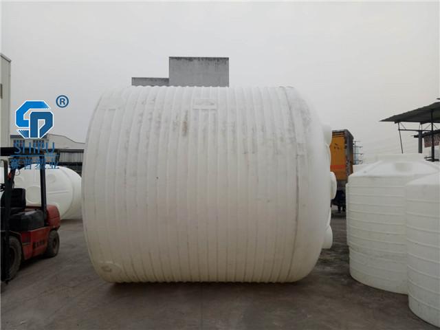 次氯酸钠储罐厂家 长寿20吨减水剂PE塑料水箱
