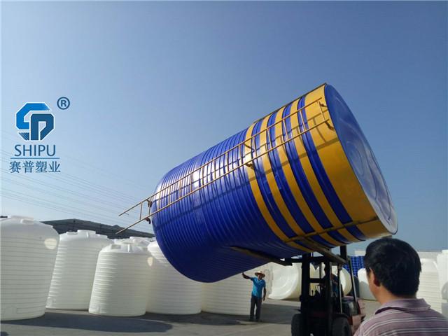 重庆40吨大型塑料储罐厂家