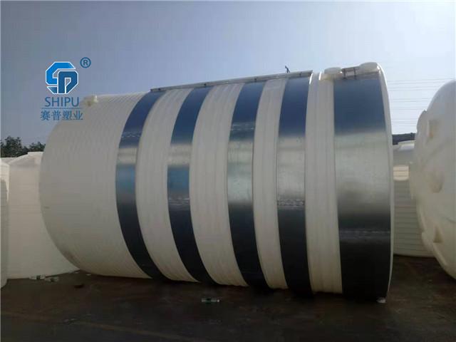 40吨塑料储罐加厚平底水箱价格