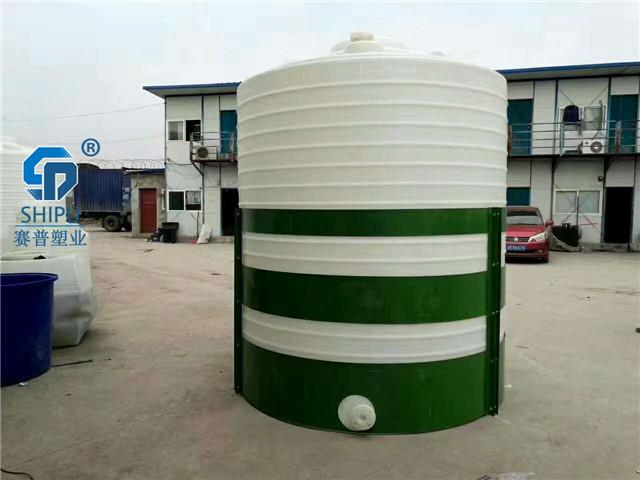 昭通10立方塑料水箱 10立方净水剂储液罐