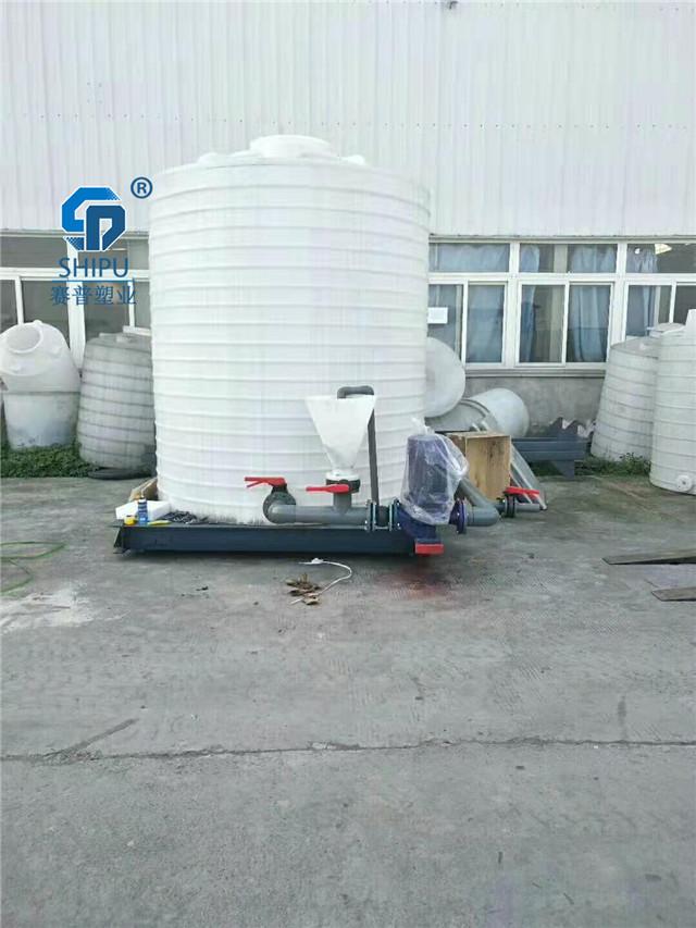 污水站PE储水桶厂家供应