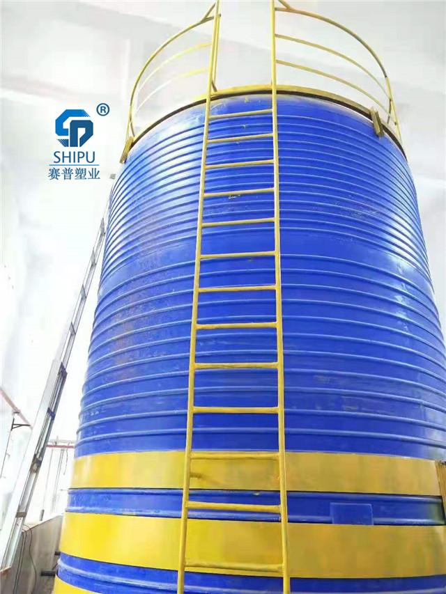 5吨污水厂PE储水桶批发供应