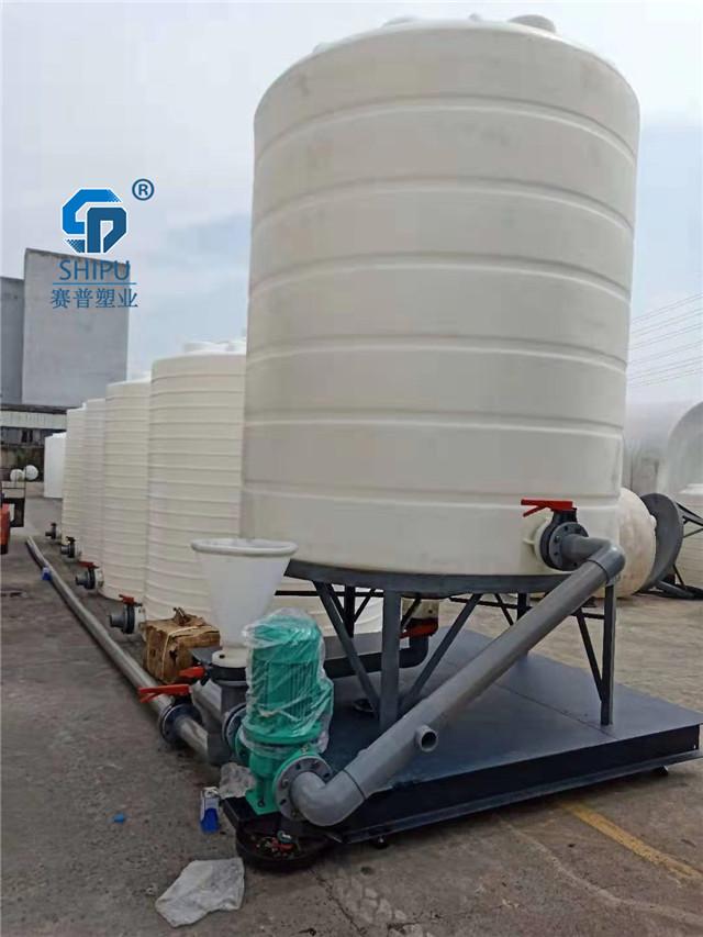 防腐蚀水箱10吨供水罐