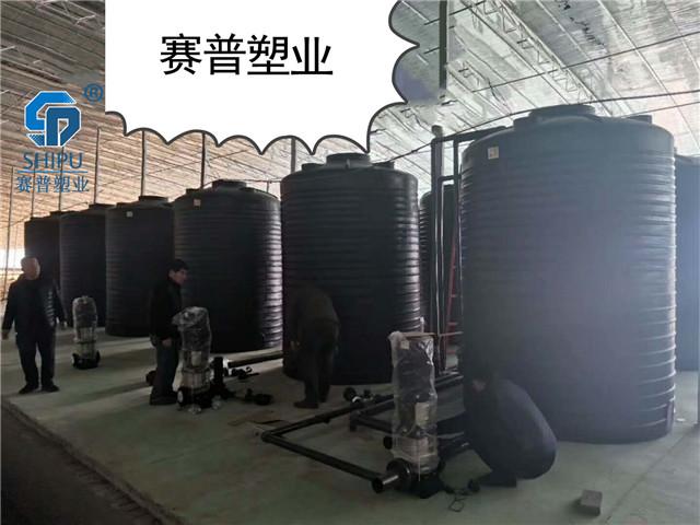 10吨PE塑料储罐 稀硫酸储罐材质