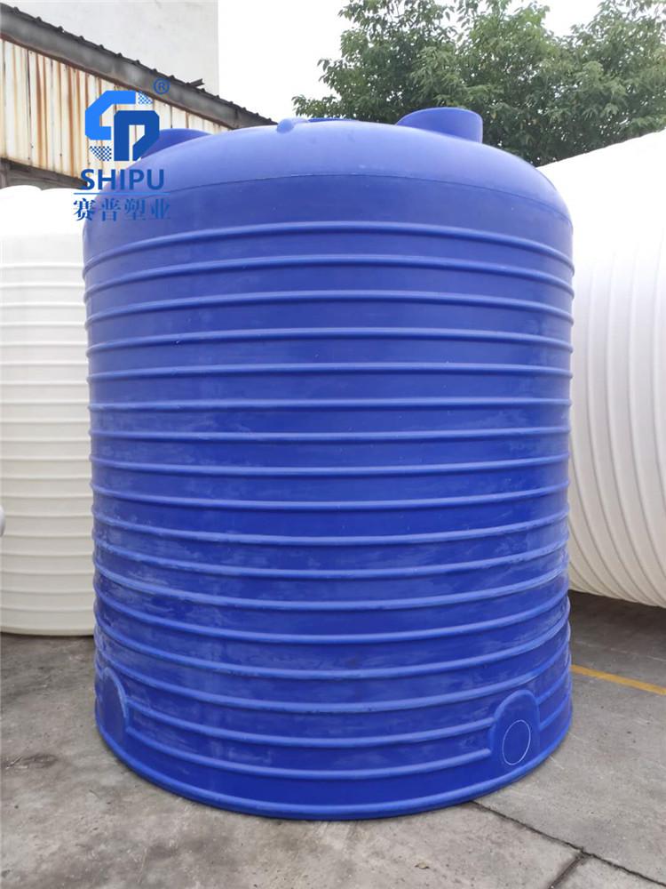重庆塑料储罐 40吨氨水储罐厂家