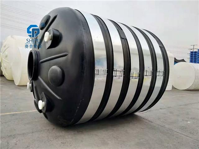 10立方塑料水箱 环保水箱 水处理水箱