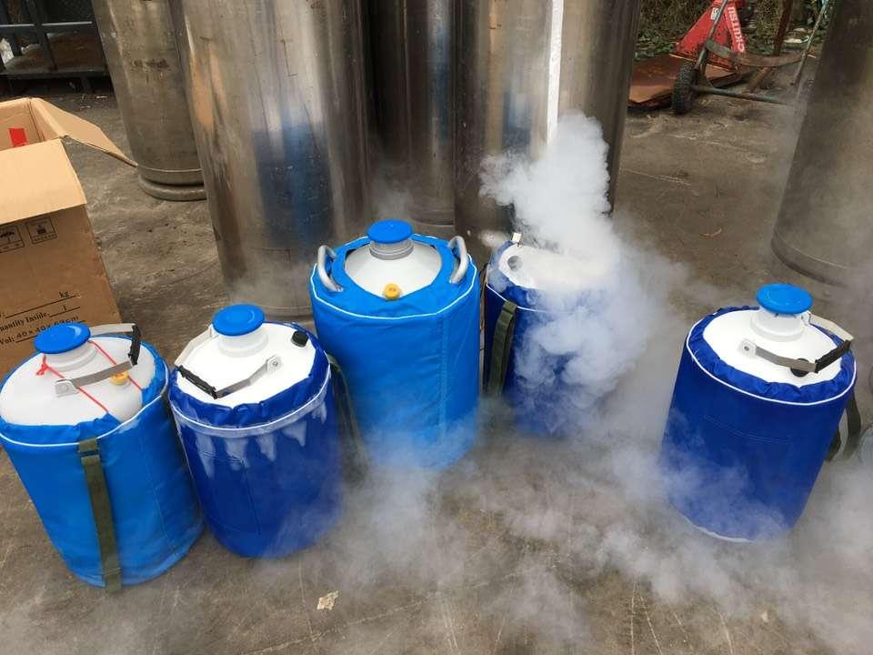 蓬江高纯氮 江门市美容液氮厂家销售