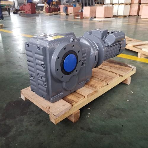 螺旋錐齒輪減速機KA87-Y4kW-4P 傳動機械設備專家