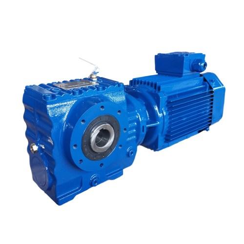 S系列減速機SA77-Y4kW 斜齒輪蝸輪蝸桿減速機加什么油