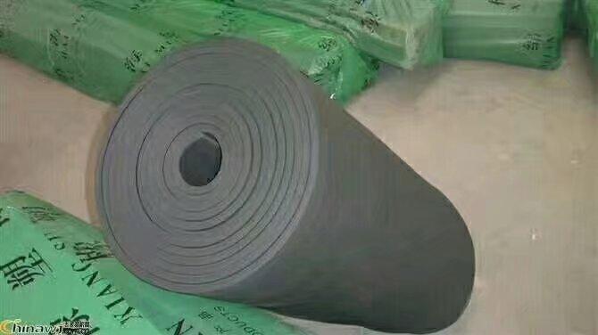 西安橡塑保温板用什么做的|西安橡塑保温板生产厂家