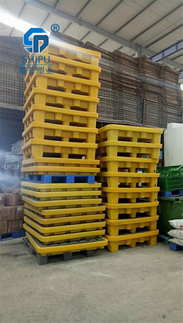 合川油桶托盘化工4桶盛漏托盘生产厂家