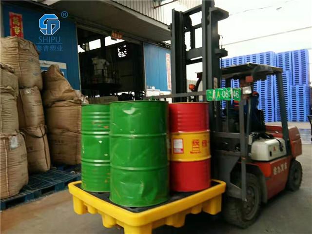 武隆防渗漏接油盘油桶盛漏接油平台供应商