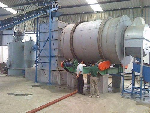 煅燒回轉窯干燥機|高溫煅燒窯(溫度可調節)