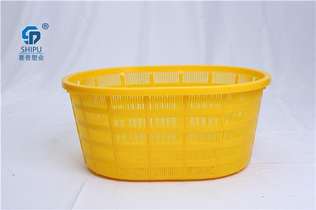 贵阳塑料周转筐黄豆筐脐橙筐规格尺寸