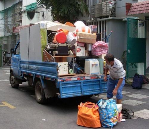 常州到宁波搬家物流货运公司