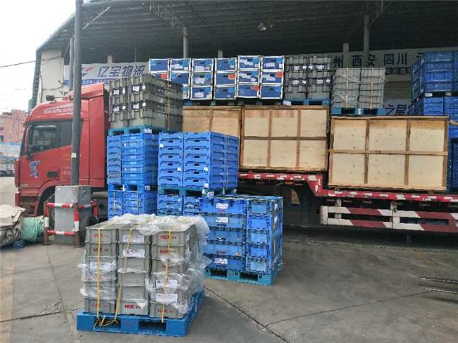 常州到宁波设备托运物流公司