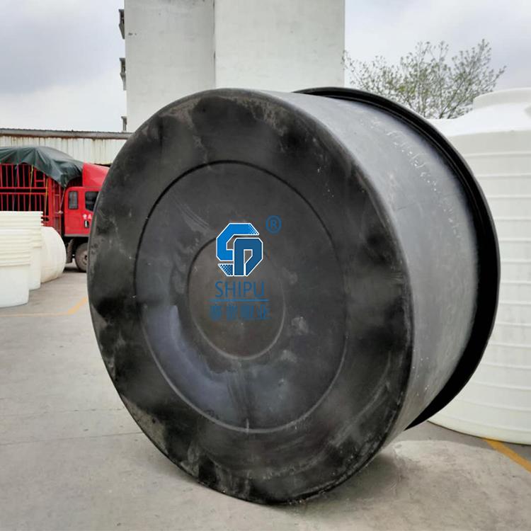 赛普塑业1500升熟胶圆桶纺织印染漂洗桶