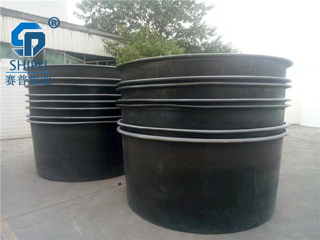 賽普塑業200升廣口圓桶鹽漬桶浸泡桶