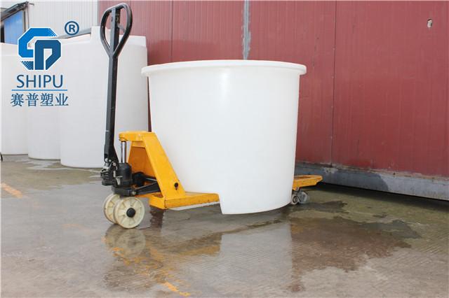 賽普塑業3500升大型塑料桶豆瓣漿桶廠家