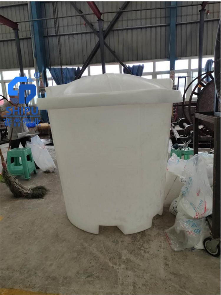 賽普塑業1000升食品級圓桶豆瓣漿桶廠家