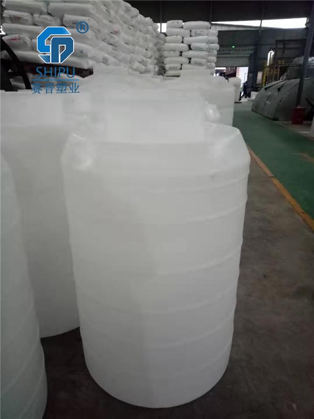 賽普塑業0.3-1500升叉車圓桶紡織印染漂洗桶