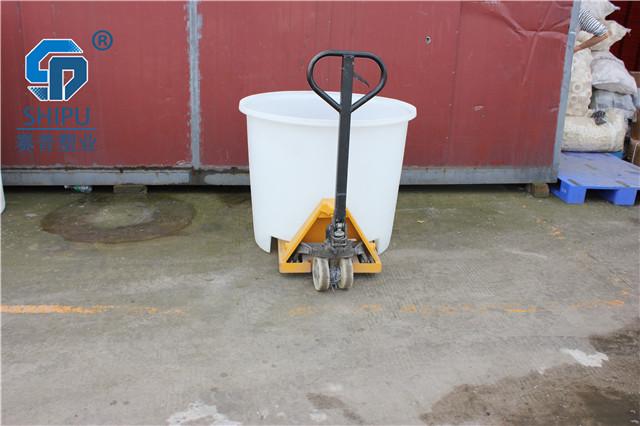賽普塑業600升泡菜圓桶紡織印染漂洗桶