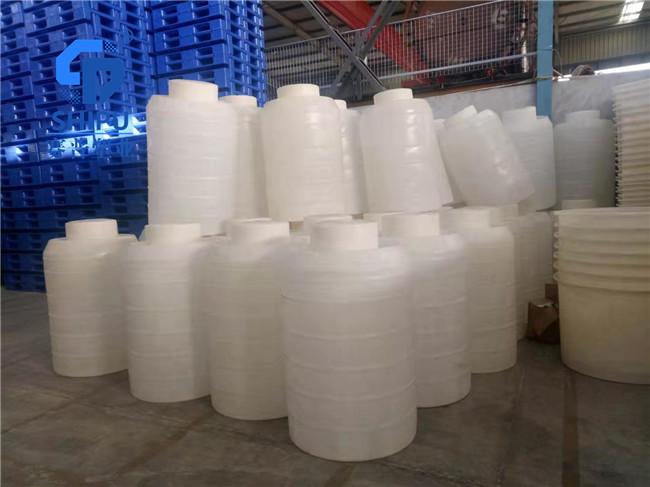 賽普塑業200升廣口圓桶紡織印染漂洗桶