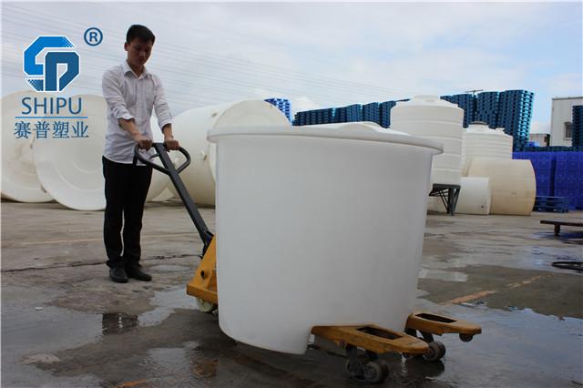 賽普塑業200升廣口圓桶東北酸菜腌制桶