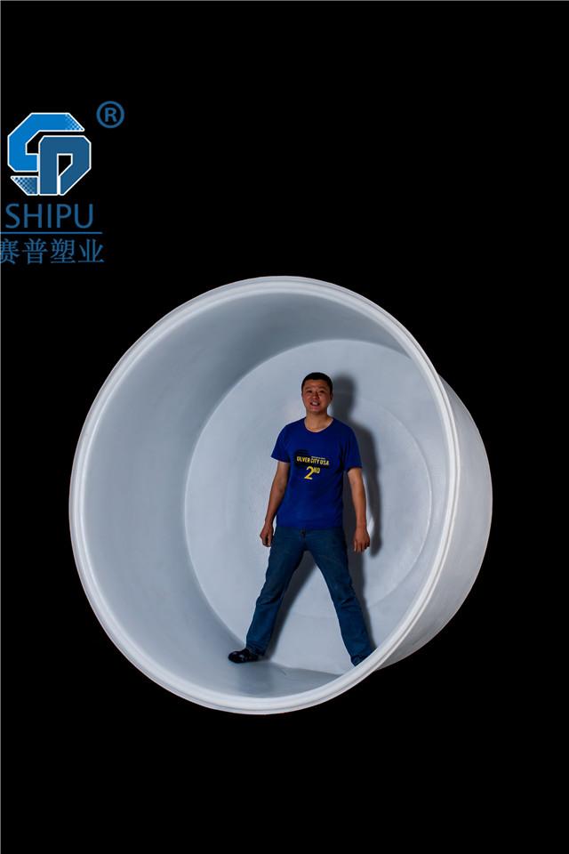 賽普塑業0.3-1500升叉車圓桶無土栽培牛筋桶
