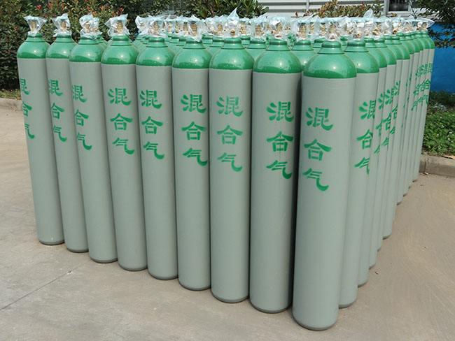 江门焊接混合气充气站 蓬江区荷塘混合气配送公司