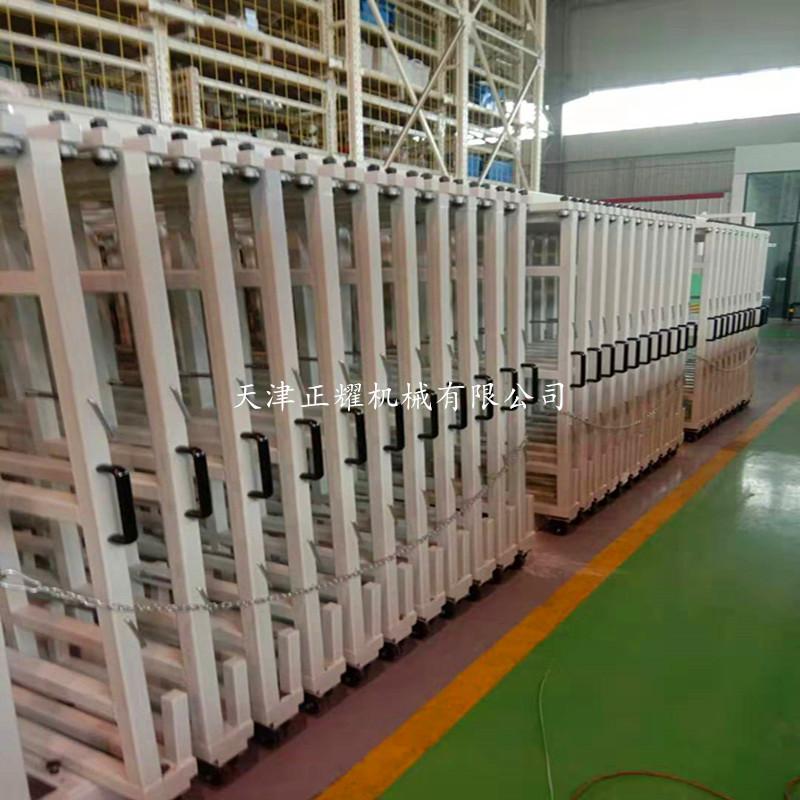 板材貨架 抽屜式鋼板貨架 立式鋁板貨架 拉出式銅板貨架