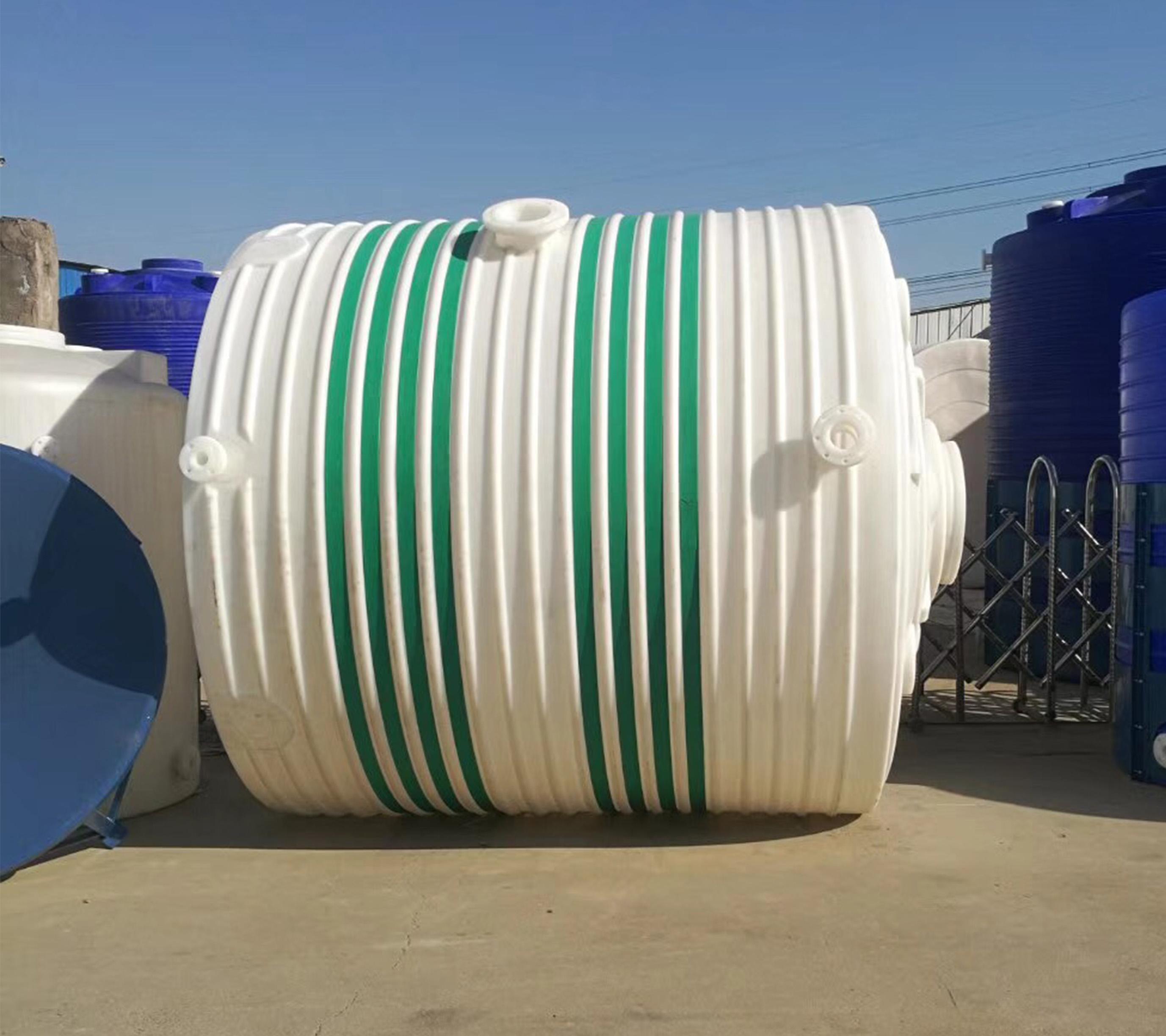 15吨平底储罐