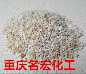 重庆石英砂水处理滤料