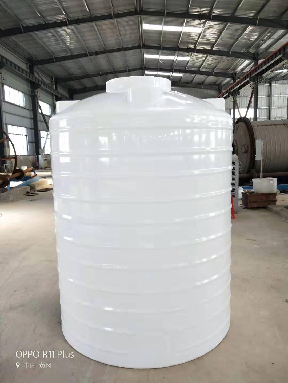上饒2噸耐溫抗凍塑料水箱價格表江西乙酸存儲罐