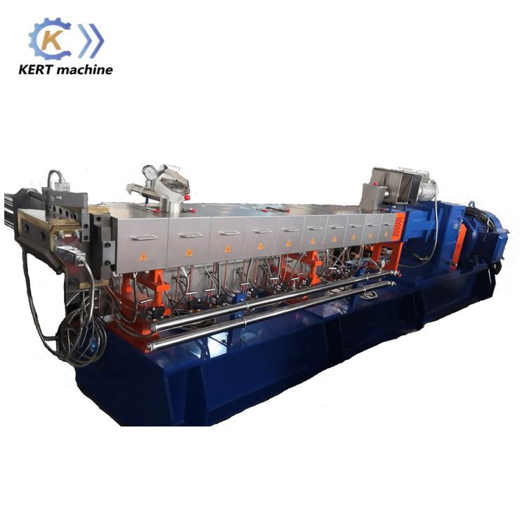 南京科尔特KET65机三螺杆塑料造粒机 厂家直销