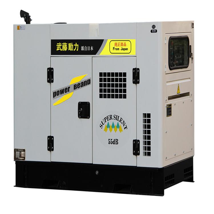 静音35千瓦单相柴油发电机