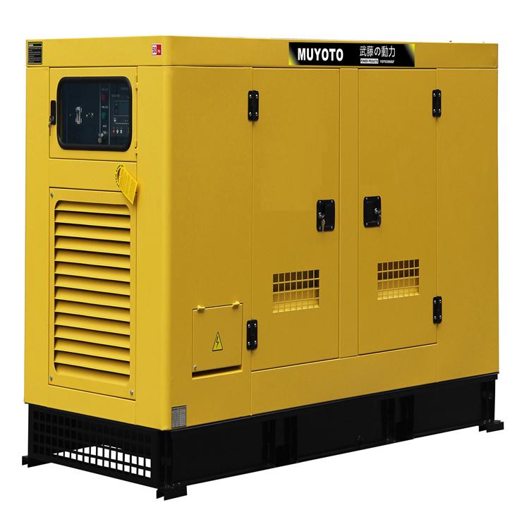 80kw跨境定制柴油发电机