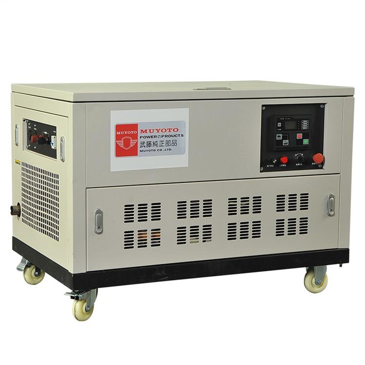 30kw武藤动力家用汽油发电机