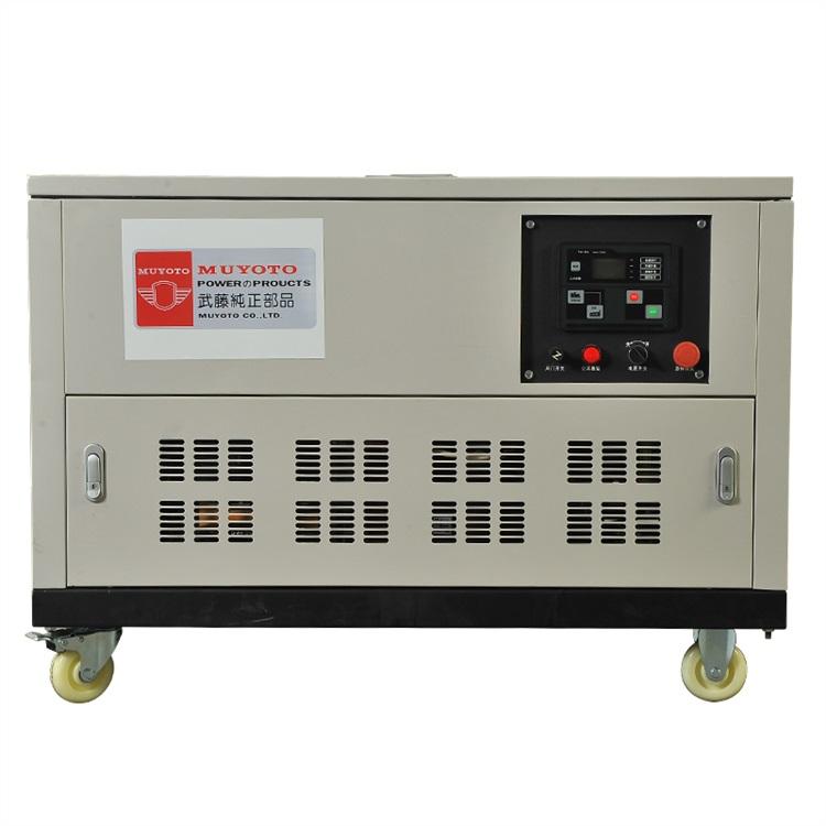 20kw武藤动力小型汽油发电机