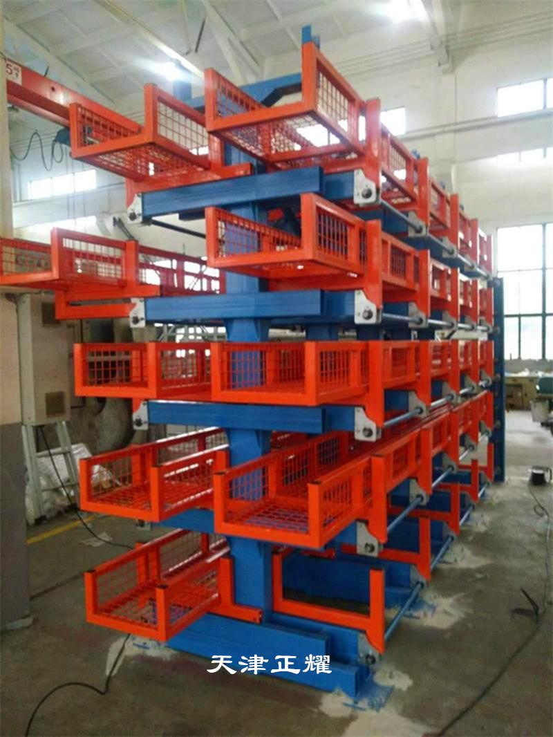 生產一半的圓鋼棒料軸管件怎么管理起來方便下次使用