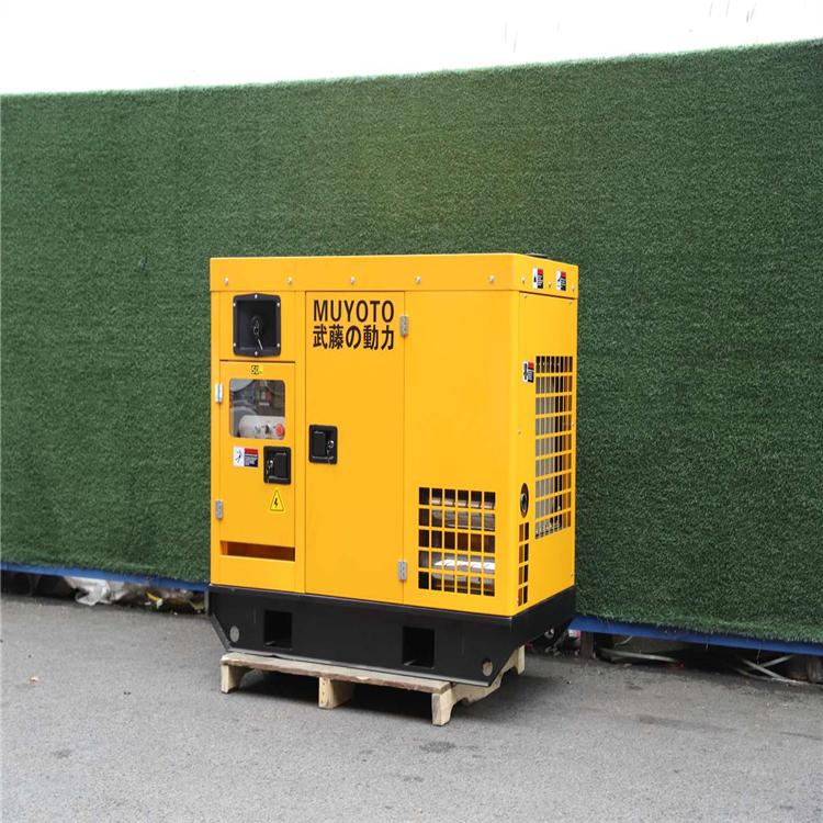 50kw柴油静音型三相发电机组YOTO120000TLS