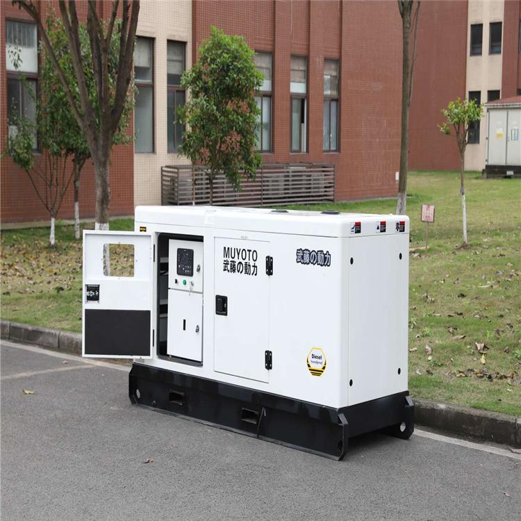 200kw柴油发电机工程机房备用